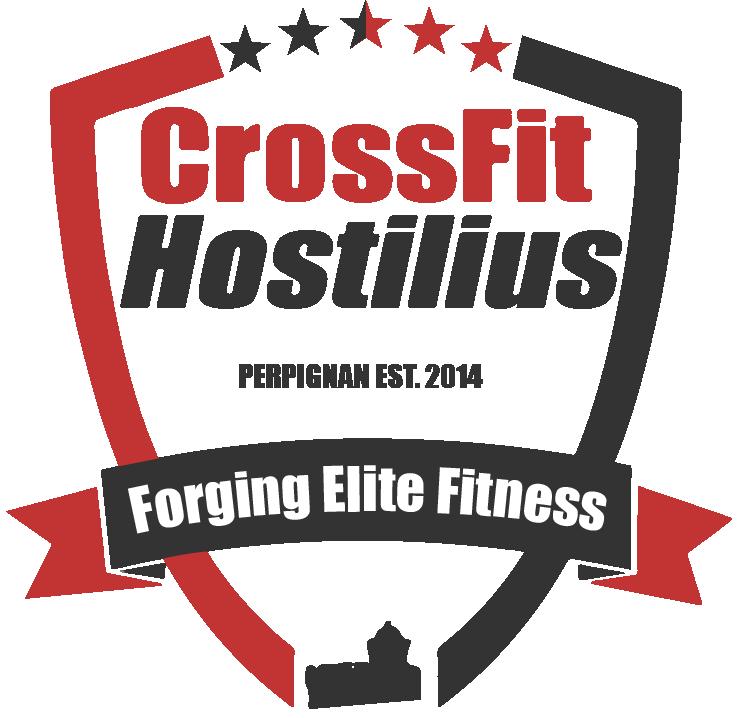 Logo box CrossFit Hostilius